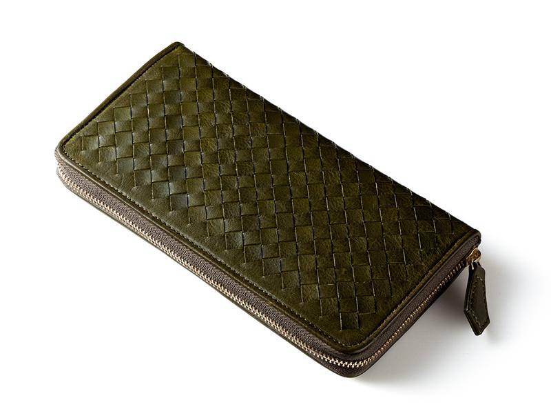 レディース本革財布
